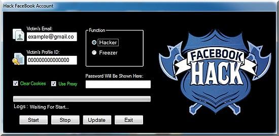 Faceboax 2.0.3 pro hack facebook facebook hacker